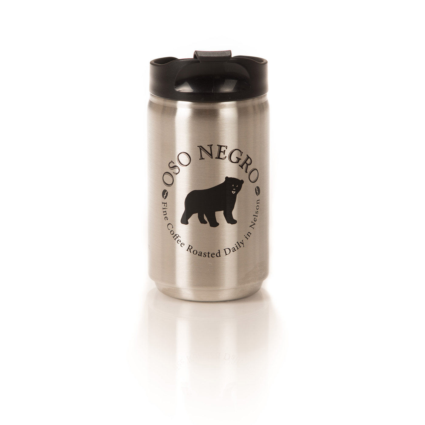 8 Oz Travel Mug Oso Negro